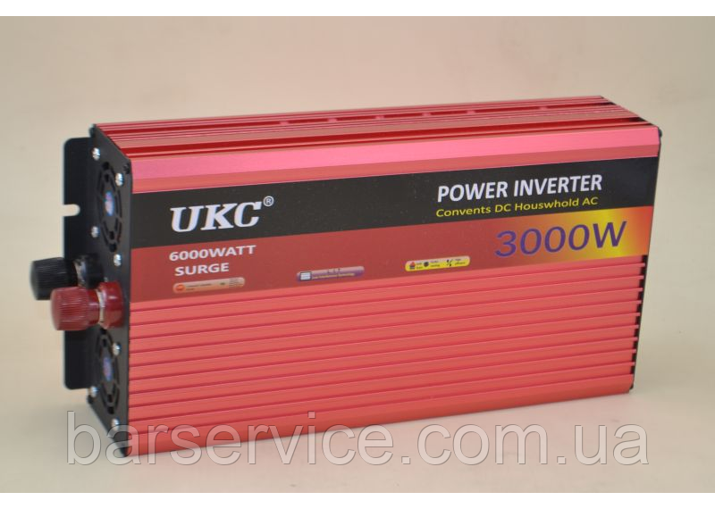 Перетворювач AC/DC 3000W AR 24V