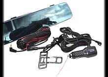 """Зеркало с видеорегистратором Eplutus D11 c сенсорным экарном (4.5"""" / 2 кам. / FullHD)"""