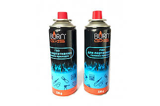 Газовый баллон Burn Gas 220g