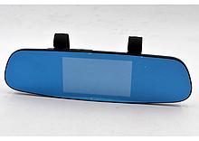 "Зеркало с видеорегистратором CT600 (2,5"" / 2 кам. / FullHD / Android / GPS / WiFi)"