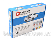 Парктронік Parking Sensor (8 датчиків)