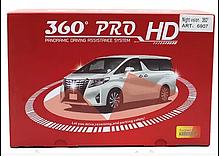 Система кругового огляду для автомобіля CAR CAM 360°