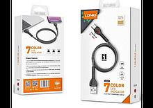 Кабель LDNIO LS481 micro USB cable 1м