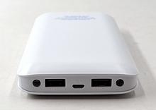 Портативный аккумулятор Techfuerza ART-2176 (30000 mAh / 2 USB)