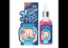 Сироватка для обличчя Elizavecca Witch Piggy Hell Pore Marine Collagen Ample 95% на морському колагені (50 мл)