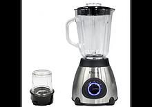 Блендер Domotec MS-6610 з кавомолкою 1000 Вт(скляна чаша)