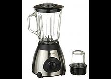Блендер Domotec MS-6609 1000 Вт 1.5 л (скляна чаша)