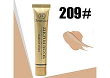 Тональний крем Dermacol 209