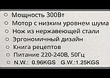 Блендер Crownberg CB-6222 (300Вт), фото 2