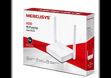 Wi-Fi роутер Mercusys MW301R (N300, 1*FE Wan , 2*FE LAN)