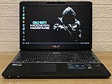 Ігровий Ноутбук Asus ROG G75VX CORE i7 + 8 ядер+GTX 670mx+17.3 FHD, фото 2