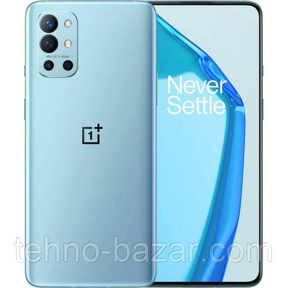 Смартфон OnePlus 9R 8/128GB 5G Blue Lake Qualcomm Snapdragon 870 4500 мАч