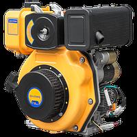 Двигатель дизельный Sadko DE-310МE, 7 л.с, шлицевой вал. БЕСПЛАТНАЯ ДОСТАВКА!
