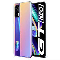 Смартфон Realme Gt NEO 12/256gb Pink Blue MediaTek MT6893 4500 мАч, фото 2