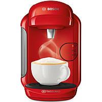Капсульна кавоварка BOSCH Tassimo Vivy 2 Red 1300 Вт, фото 2