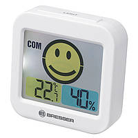 Термометр-гигрометр Bresser Temeo Smile White (7007450GYE000)