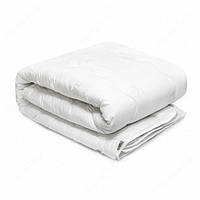 Зимнее легкое и в то же время теплое двуспальное одеяло из искусственного лебяжьего пуха SOFTNESS 205*170