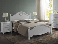 Ліжко дерев'яне Malta Singal 160*200 / Кровать деревянная Malta Signal 160х200