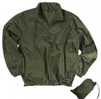 Куртка-ветровка с чехлом (Olive)