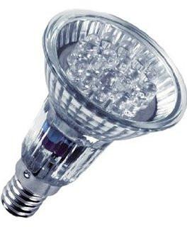Лампа светодиодная OSRAM DECOSPOT PAR WS 16R 230V E14 BLI6X1 красная