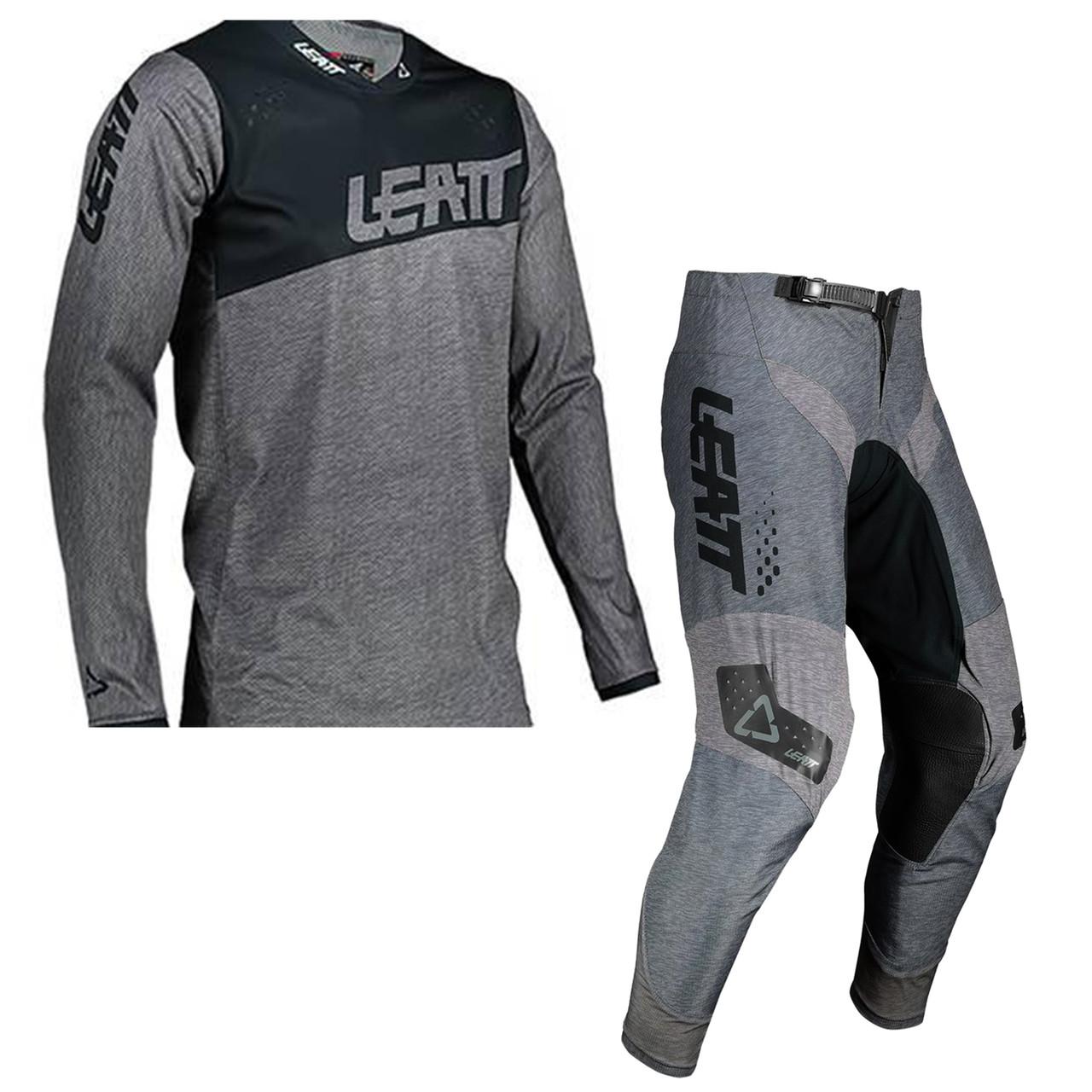 Джерси Leatt Jersey GPX 4.5 Lite Brushed