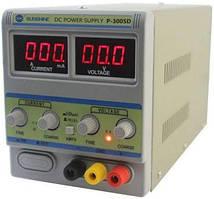 Лабораторний блок живлення Sunshine P-3005D 30V 5A