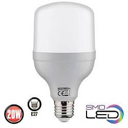 """TORCH-20"" 20W 6400K E27 Лампа Светодиодная ""Horoz Electric"""