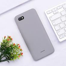 Бампер софт-тач матовий Xiaomi Redmi 6A Колір Фіолетовий