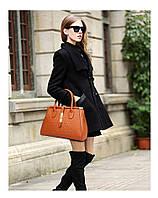 Стильная кожаная женская сумка. Модель 475, фото 4