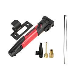 Ручний велосипедний насос з кріпленням DUUTI PP-05 Red