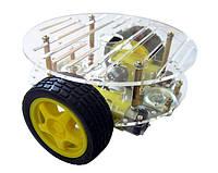 Міні платформа для робота (2 колеса), фото 1