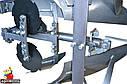 """Плуг оборотный с предплужником и подрезными дисками для тяжёлых мотоблоков и Мотор Сич """"ПО-1пд"""" (AMG), фото 2"""