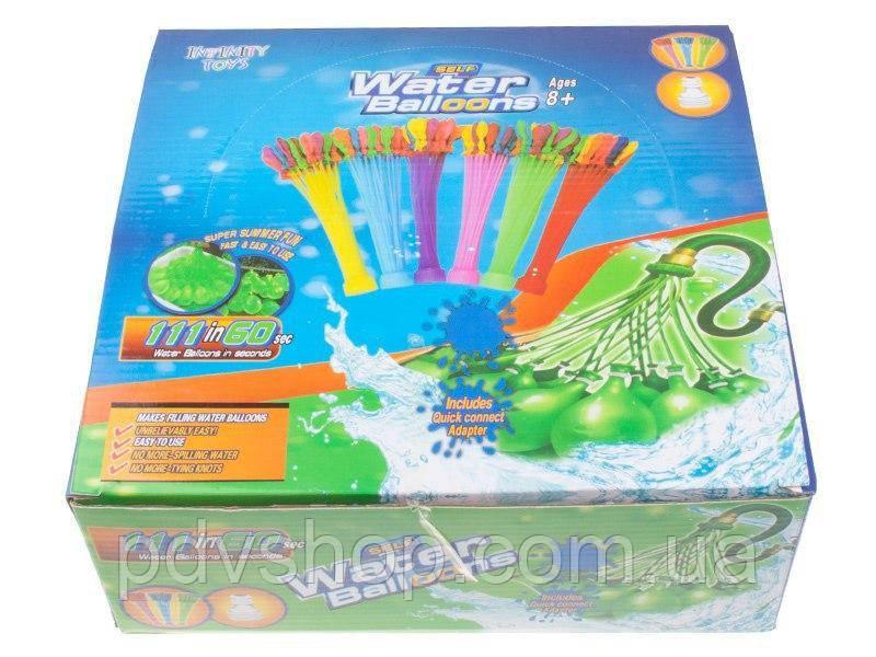 Набор водяных бомбочек магазин ткани 100