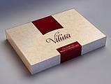 Постельное белье Вилюта (Viluta) сатин твил полуторное 549. Постель Вилюта 1,5. Комплекты постельного белья., фото 2