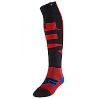 Мото шкарпетки FOX COOLMAX THIN SOCK - VLAR BLACK