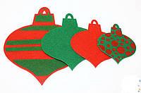 _Новогодний сувенир 952345 елочные украшения Ухтишко