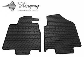 Автомобльные килимки для VOLVO V40 (2012-...) комплект 2 передніх килимка