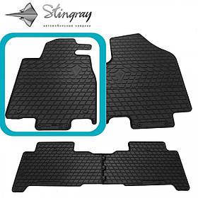 Автомобльные килимки для VOLVO V40 (2012-...) комплект лівий передній килимок