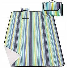 Коврик для пляжа и пикника складной Springos 170 x 130 см PM026 - Love&Life