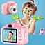 Детский Фотоаппарат GM14 Цифровой с Дисплеем Интерактивный с Играми для Детей с Записью Видео Camera-Kids, фото 2
