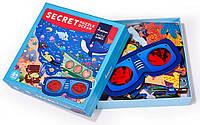 Пазл секрет с очками Mideer океан 35 элементов, фото 1