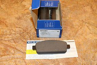 Тормозные колодки задние Круз 09-(Корея) SP1363