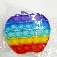 Игрушка-антистресс POP IT яблоко
