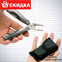 Мультитул плоскогубцы нож 9 в 1 HLV R26602
