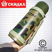 Термос Нержавейка 750 ml Metallic Silver с ручкой