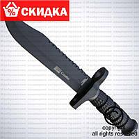 Нож армейский охотничий тактический Columbia USA Спецназ 1358A +пластиковый чехол