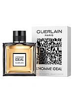 """Мужская туалетная водa """"Guerlain L'Homme Ideal"""" обьем 50 мл"""