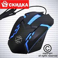 Игровая мышка мышь компьютерная для игр пк компютерна мишка с LED подсветкой USB проводная ігрова геймерская