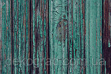 Фотофон А3 (42х29,7см) Бирюзовая фактура дерево