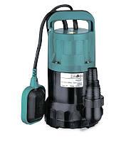 Насос дренажный 0.4кВт Hmax 8м Qmax 150л/мин
